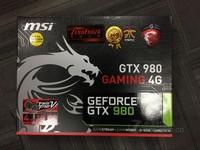 微星GTX 980 GAMING 4G 报价3789元