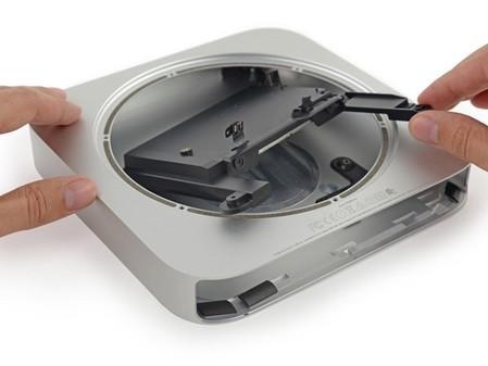 苹果Mac mini MGEM2CH/A主机箱售3468元