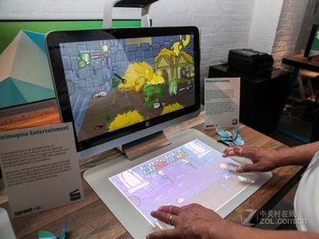 3D扫描一体电脑 HP Sprout Pro降至22999