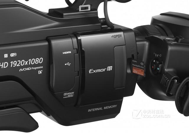 便携专业摄像机 索尼HXR-MC2500仅6990