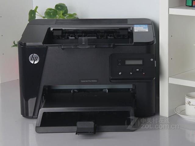 HP M202n 外观图