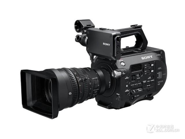 专业电影拍摄 索尼PXW-FS7 售价46928元