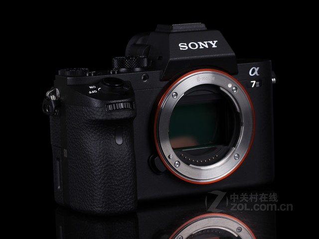 高清影像 索尼A7 II(单机) 售价7999元