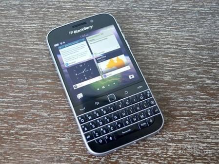 QWERTY全键盘 黑莓Q20(Classic)手机