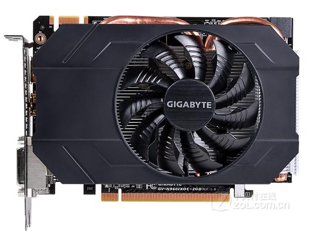 技嘉GV-N960IXOC-2GD(rev.1.0)  1492元;