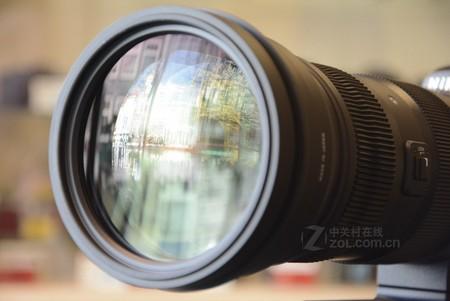 运动摄影 大变焦镜头 适马150-600mm