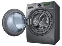 超大容量洗衣机 三星WD12J8420GX促销