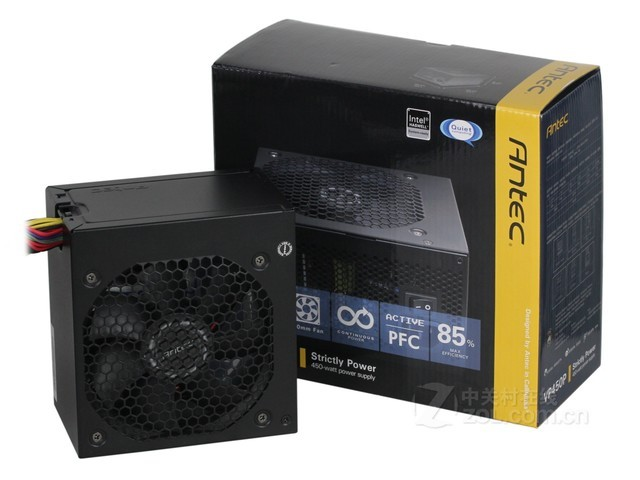 ANTEC电源 VP450P  烟台促销 239元