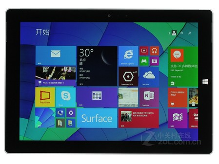 微软 Surface 3(4GB/64GB/WiFi版)