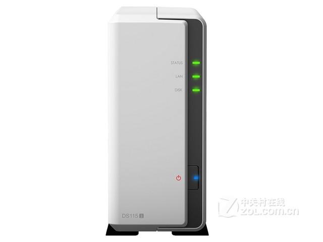 群晖DS115J NAS网络存储天津特惠仅850