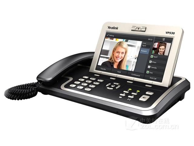 亿联 Yealink IP视频电话VP530仅2458元