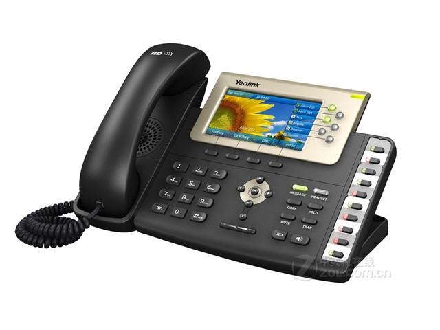 亿联千兆网络彩屏IP电话SIP-T38G仅1375