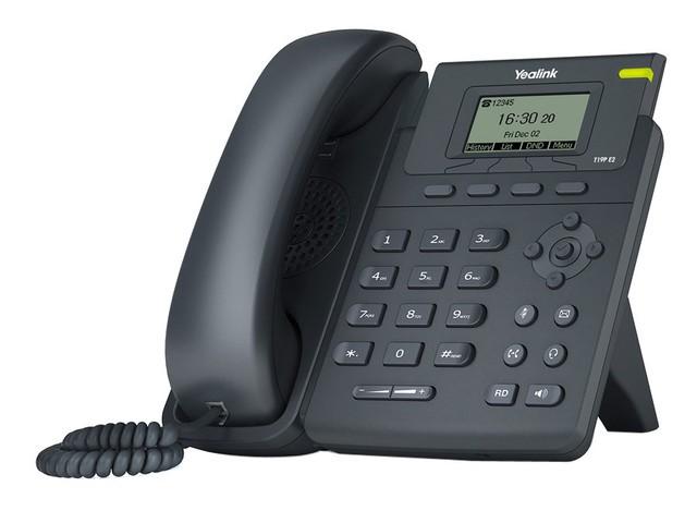 亿联入门级IP电话SIP-T19P E2特价391元