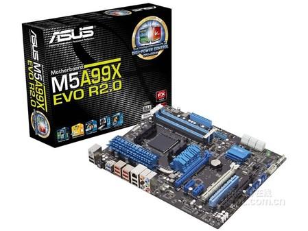 高性价比 华硕M5A99X EVO R2.0主板1336元