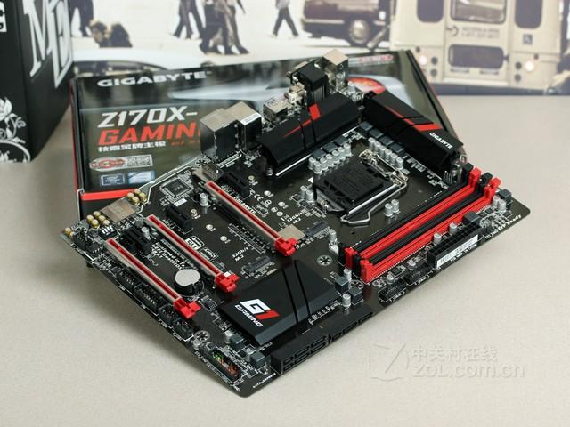 技嘉GA-Z170X-GAMING3主板报价1399元