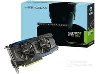 影驰GeForce GTX 950虎将技术强 仅799元