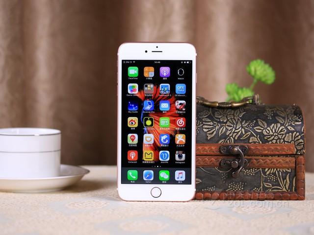 颜色齐全 苹果6sPlus 128G价格4880元