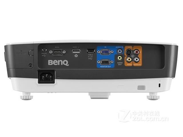 便携无线投影机 明基MW705仅售5200元