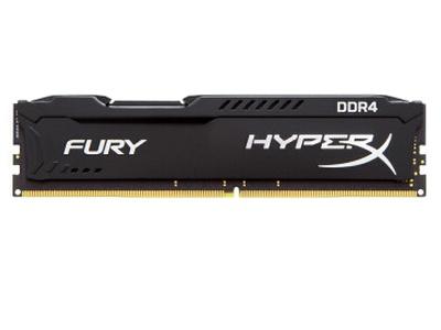 金士顿 骇客神条FURY 8GB DDR4 2400内存条安徽促销