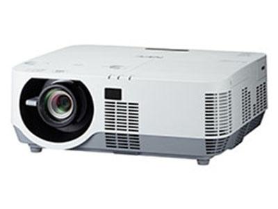 高端商务投影 NEC CR5450W特卖31999元