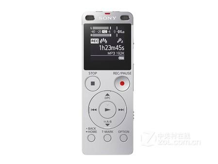 经典黑白设计 索尼ICD-UX565F录音笔热销