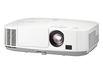 简洁时尚 NEC PE501XC投影机售19999元