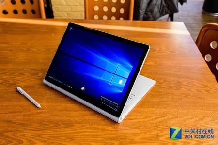 超薄超轻机身 微软SurfaceBook安徽售11888