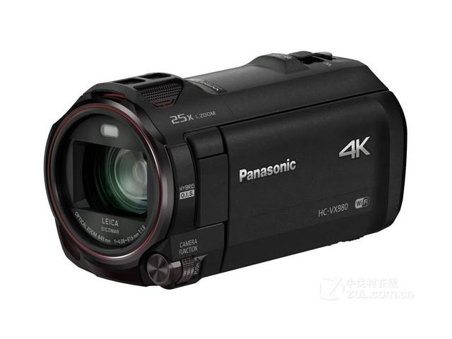 松下HC-VX980数码摄像机天津仅4350元