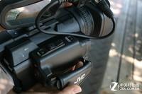 4K紧凑型专业摄像机 JVC HM200合肥有售
