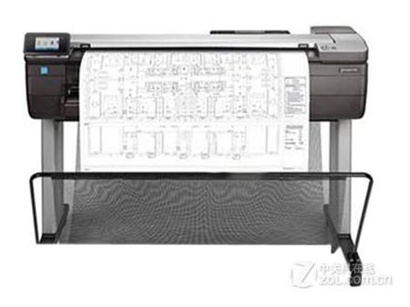 惠普T830 36英寸大幅面打印机仅35000元