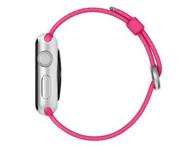 3 42mm运动款 Apple Watch Sport粉仅2160元