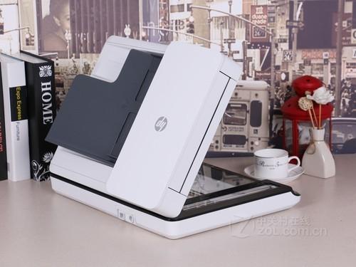 效率超高 惠普2500 f1扫描仪特价2399元