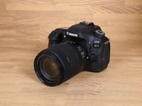佳能中端单反EOS80D相机 贵阳五一特价