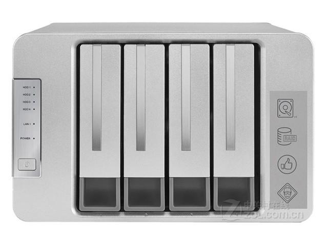 铁威马F4-220NAS网络存储天津特价2599