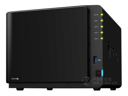 群晖 DS916+(8GB)网络存储太原优惠价