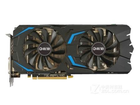 影驰GeForce GTX 1070大将合肥售2970元