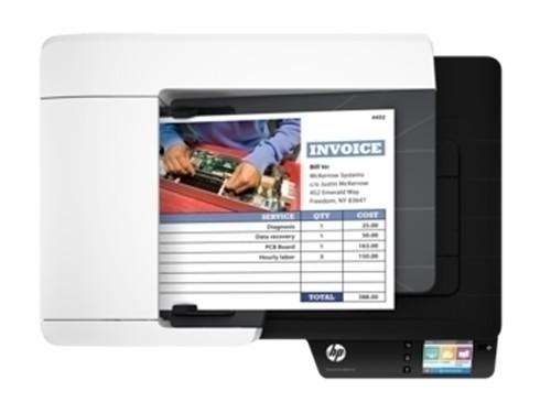 专业双面扫描 HP 4500FN1扫描仪6988元