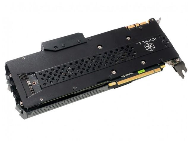 映众GTX 1080冰龙超级版显卡安徽仅售3998元