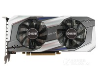 性价比高影驰GeForce GTX 1060骁将售1999元
