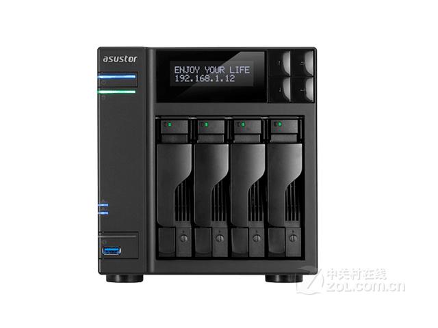 华芸AS6204TNAS网络存储天津仅售5300元