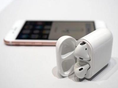 苹果无线耳机Airpods 长沙现货仅需899元