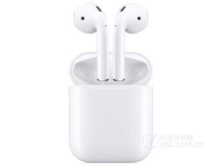 6全新功能苹果AirPods无线耳机售999元