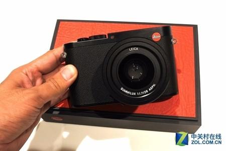 长沙徕卡相机专卖店徕卡Q银色仅29500元
