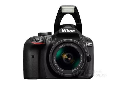 超值 尼康D3400(AF-P18-55mm VR) 单反相机仅2900