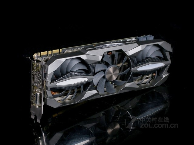 索泰GeForce GTX 1070-8GD5 至尊Plus OC