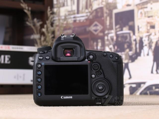 兼顾高画质与性能 佳能5D4相机滕州促销
