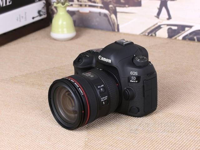 送摄影课 佳能5D4机身促销18200元