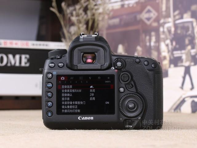 佳能EOS 5D4单反相机机身安徽特价促销