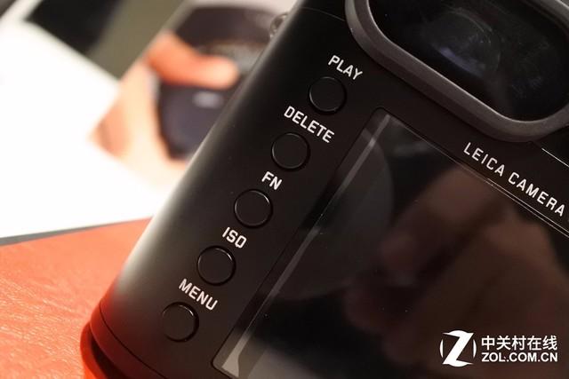 复古全画幅定焦相机 徕卡Q(Typ 116)
