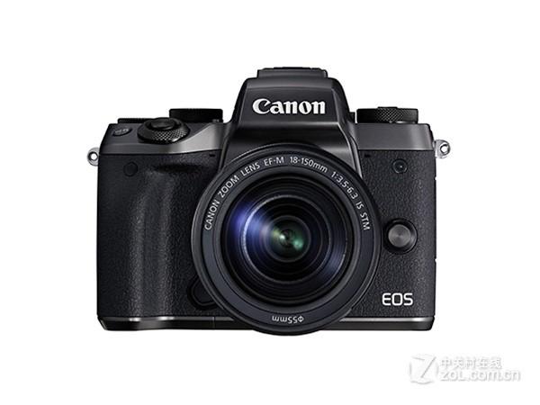 全像素双核 佳能EOS M5套机仅售6300元